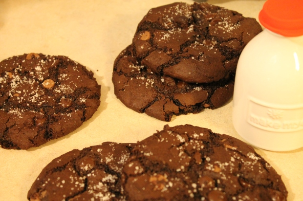Chocolate Diablo Cookies - Candy Coated Culinista