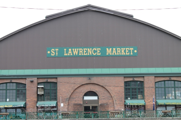 St. Lawrence Market - Candy Coated Culinista