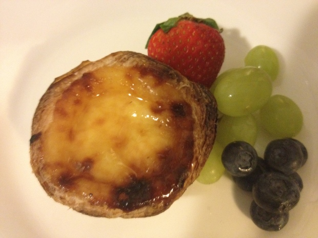 Portuguese Custard Tart - Candy Coated Culinista