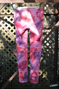 DIY Tri-Dye Denim Jeans - Candy Coated Culinista