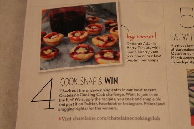 Chatelaine November 2013 Issue