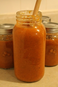 Homemade Tomato Sauce - Candy Coated Culinista
