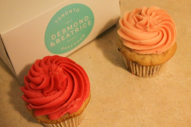 Cupcake Diaries: Desmond & Beatrice - Candy Coated Culinista