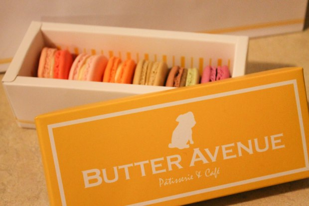 Macaron Diaries: Butter Avenue - Candy Coated Culinista