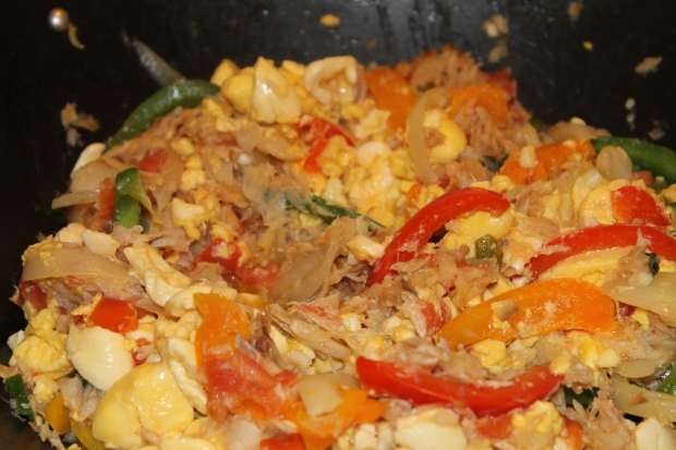Ackee & Saltfish - Candy Coated Culinista