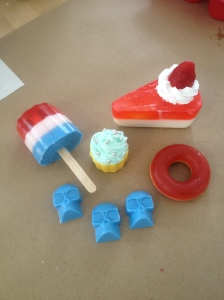 Soap Making Party - Candy Coated Culinista