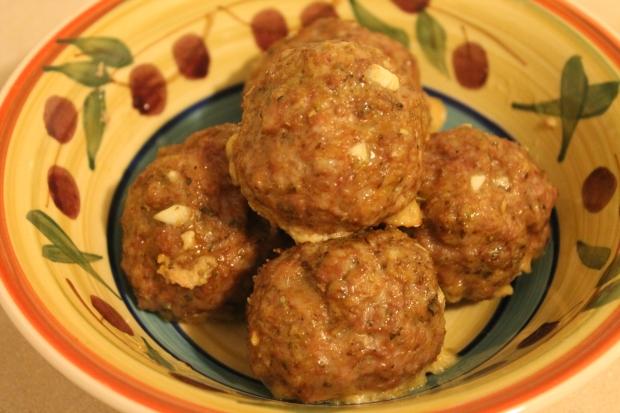 C.C's Homemade Italian Meatballs - Candy Coated Culinista