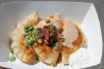 The Saucy Pierogi - Candy Coated Culinista