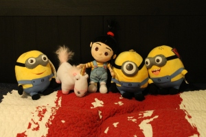 Despicable Me Plushies - Candy Coated Culinista