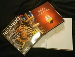 Books Signed by Mario Batali - The Delicious Food Show