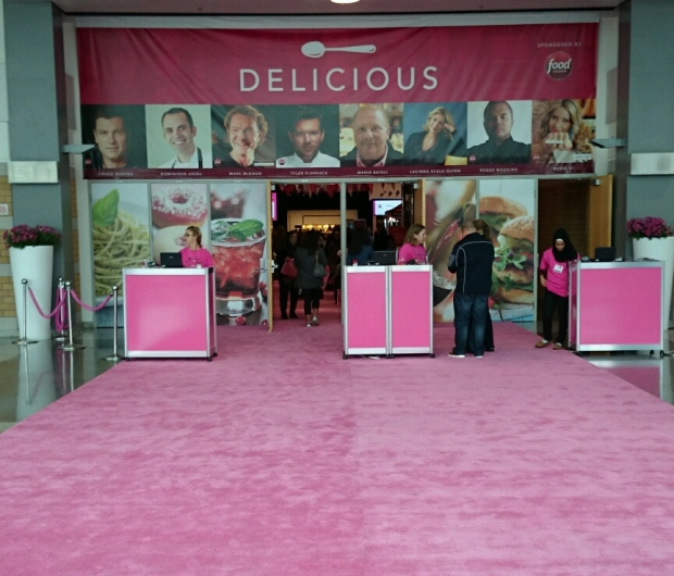 The Delicious Food Show