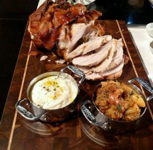 Porchetta, Buttered Turnips & Apple Mustards - The Delicious Food Show