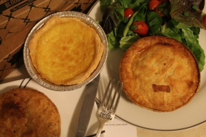 Food Diaries: The Pie Commission - Candy Coated Culinista