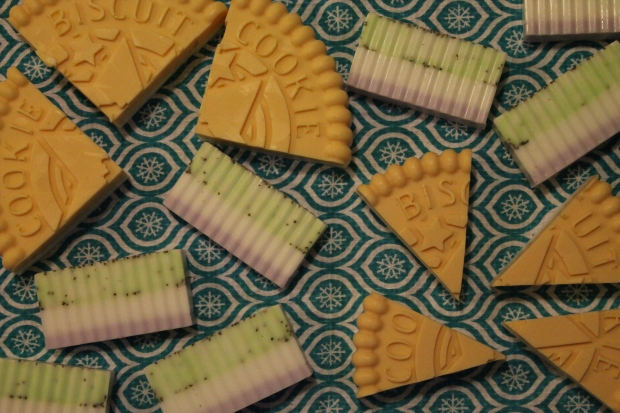 DIY Stocking Stuffers: Homemade Soaps - Candy Coated Culinista