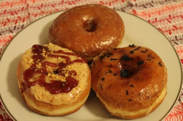 Doughnuts Diaries: Glory Hole Doughnuts - Candy Coated Culinista