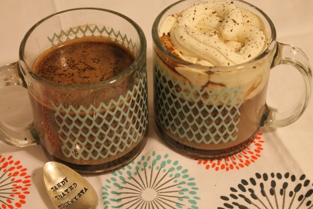 Nutella Hot Chocolate - Candy Coated Culinista