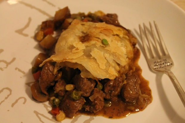 Beef Pot Pie - Candy Coated Culinista