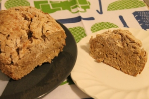 Irish Brown Bread - Candy Coated Culinista