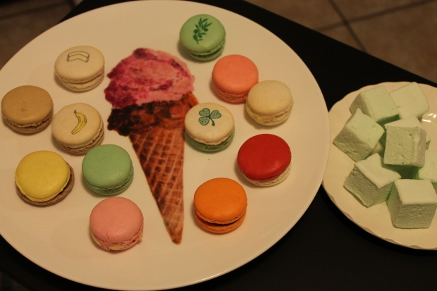 Macaron Diaries: Nadege Patisserie - Candy Coated Culinista