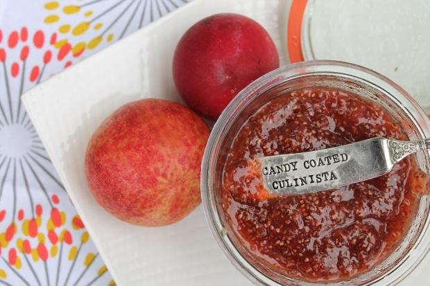 Aprium-Pluot Jam - Candy Coated Culinista