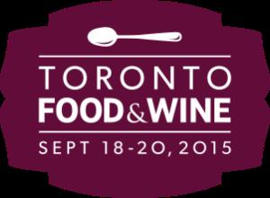Toronto Food & Wine 2015