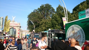 Food Truck Frenzy - Candy Coated Culinista