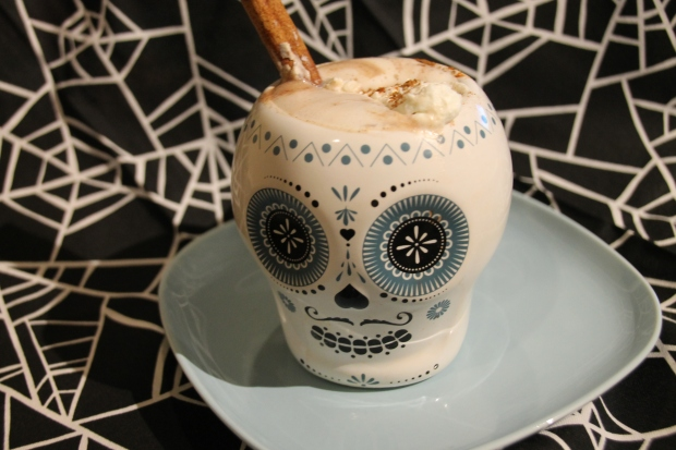 Spiked Mexican Hot Chocolate - Candy Coated Culinista