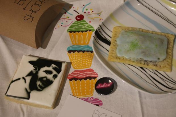 Dessert Diaries: Bake Shoppe| Wedding Cake Shoppe