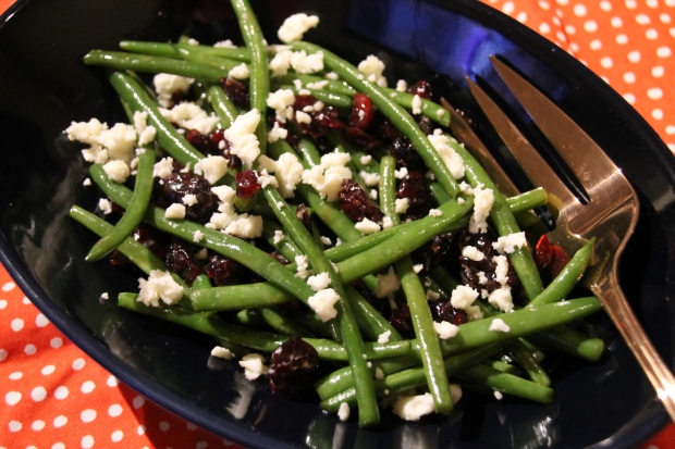 Buttery Balsamic Green Beans - Candy Coated Culinista