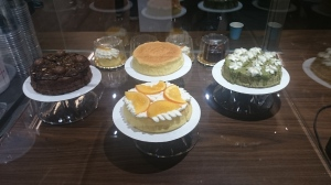 Cecelia's Cheesecakes  - Candy Coated Culinista