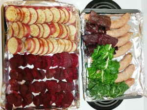 Oktoberfest Tray Bake - Candy Coated Culinista