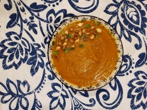 Cinderella Pumpkin Soup - Candy Coated Culinista